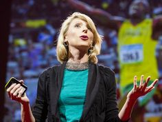 Amy Cuddy and her amazing TED talk