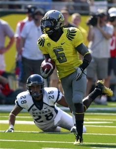 Oregon's Black Mamba (De'Anthony Thomas)  Are you ready for more of this?