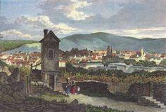Gerstner, C.: Stuttgart, Ansicht von Südosten, um 1835