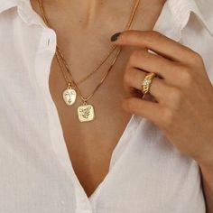 Cute Jewelry, Silver Jewelry, Jewelry Accessories, Fashion Accessories, Jewelry Necklaces, Fashion Jewelry, Women Jewelry, Fashion Fashion, Fashion Women