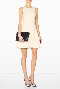 Summer Tweed Mayda Dress by Theory