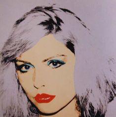 DebbieHarry-AndyWarhol