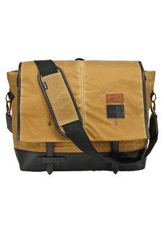 Langley Messenger Bag | Men's Bags | Nixon Watches and Premium Accessories