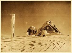 Muntii Bucegi - Varful Omu - 1932