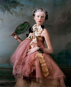 El fotógrafo de moda Bernard Antonieta Retrato