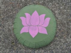 Meditation Cushion From Barefoot Yoga