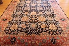 Alexanian S Original Karastan Area Rug Each Is Axminster Woven Using The Finest Imported Skein Dyed And Re Washed Worsted Wool Yarns 25