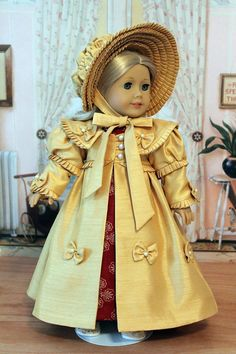 1812 Pelisse and Bonnet for Caroline by BabiesArtUs, $169.00