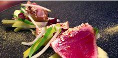 ACTU | Chuchotements gourmands : les tables parisiennes de la rentrée. Un article à découvrir sur le site. Photo : thon et légumes croquants @Corretta