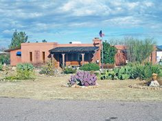 4/9/14. Full of character. You will love this home that is full of warmth & charm. 1600+ s/f, 3BR/2BA, 2 walk-in closets, brick floors, A/C, 2 car garage, on 1.24 acres w/wonderful mtn views. Large workshop, water retention system, SO MUCH MORE! Plus, you can have 2 horses! 5217 S. Apache Ave, PDS Village One. MLS#149935. $179,500. See MLS photos at www.seazrealtor.com. Call Marsha Burkhart, 520-508-5359 or email marshab@remax.net. RE/MAX HomeStores.