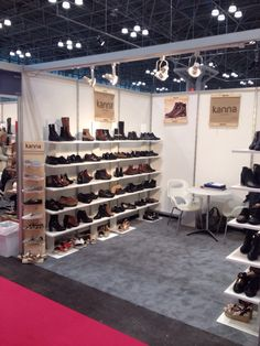 Sole Commerce, the footwear show Coterie, is a trade show dedicated to footwear and hand gas with the best domestic and International retailers.  We were in #NewYork on February'15