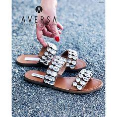 9ad91145859 Steve Madden Reason sandali con pietre - Aversa Shoes S.r.l