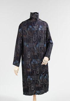 Egyptian Revival Evening Coat 1928 The Metropolitan Museum of Art
