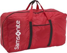 "Samsonite Tote-A-Ton 32.5"" Duffle Red - via eBags.com!"