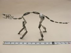2 amazing stop motion armatures and animation lunchbox dv for sale in Classic Horror Classifieds Forum