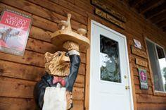 Bear Creek Winery in Alaska