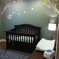Our gender neutral nursery