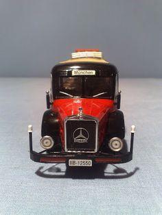 Mercedes-Benz O-10000 Diesel Motorcoach 1939 Model IXO Mercedes Benz Models, Diecast, Diesel, Tin, Plastic, Cars, Diesel Fuel, Pewter, Autos