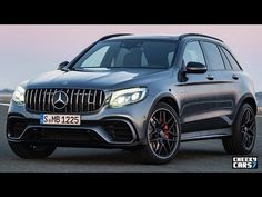 New Car 2017: NEW Mercedes-AMG GLC 63 S 4MATIC 2017 / Exterior a...