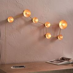 Daily Marketplace Deals: West Elm Lighting, Anthropologie and Pottery Barn Decor — Apartment Therapy Marketplace Victorian Wall Sconces, Rustic Wall Sconces, Bathroom Wall Sconces, Modern Wall Sconces, Candle Wall Sconces, Outdoor Wall Sconce, Wall Sconce Lighting, Entry Lighting, Ceiling Lighting