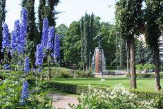 Park Sibelius, Kotka Finland