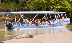 TOUR: Palo Verde National Park by Hacienda El Viejo  This boat ride takes you through a wildlife sanctuary by the Tempisque River. Scientists from all over the world come to study this rich ecosystem that combines rivers, marshland, mangroves and dry forest where crocodiles, monkeys, iguanas and thousands of birds make their home. The tour is followed by a typical Costa Rican lunch served at Hacienda El Viejo. Pick-up time from the resort: 7:30am Estimated time of return: 1:30 pm