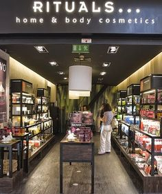 Favourite store.. amazing body butters, shrubs etc. Smells divine and leaves you with soft, smooth skin..