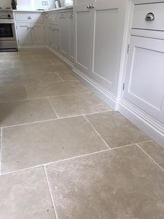 New Kitchen Tile Floor Ideas. 17 New Kitchen Tile Floor Ideas. Grey Kitchen Floor, Kitchen Flooring, Kitchen Tiles, Garage Flooring, Farmhouse Flooring, Concrete Kitchen, Kitchen Carpet, Kitchen Doors, Light Grey Kitchens