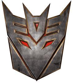 Transformers: Revenge of the Fallen (2009) - Decepticons Logo