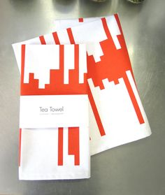 Tapping Typewriter Life's Soundtrack Tea Towels by Kempton Jones, Kiku Corner Sound Waves, Typewriter, Tea Towels, Soundtrack, My Love, Handmade, Etsy, Life, Brunch