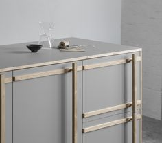 A new lovely kitchen by Reform, design Chris L. Halstrom