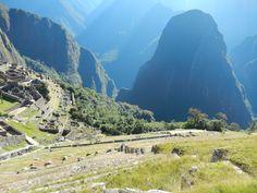 Putucusi Mountain (Sacred Place) near Machupicchu - Peru