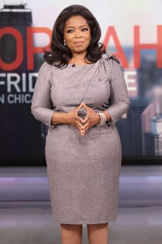 Oprah's Fashion Hits and Misses - Oprah's Style Over the Years
