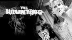 """""""The Haunting"""" 1963~The best haunted house movie! No matter how many times I see this movie, it gives me the creeps! So scary!"""
