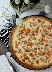 Sweet Pie, Pie Dessert, Sweet And Salty, Desert Recipes, Let Them Eat Cake, Yummy Cakes, Cake Recipes, Food And Drink, Tasty