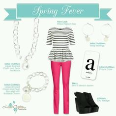 Check out the new Spring catalog, www.initialoutfitters.net/alecia