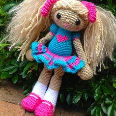 Ravelry: AnnabelsArmoire's Charlotte's Christmas doll