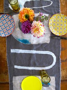Anthology Magazine | Textiles | Heather Chontos Textiles