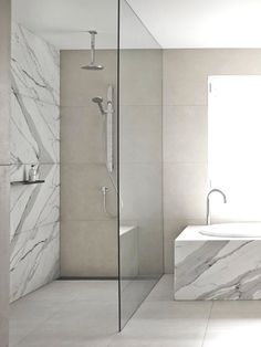 Image result for free standing shower screen