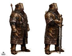 ArtStation - The Hobbit: The Battle of Five Armies - Dwarves, WETA WORKSHOP DESIGN STUDIO