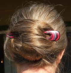 The Long Hair Community Discussion Boards - From Spidermom's album: the bun that stays