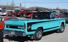 1971 DODGE D1OO / DDUDE edition , I haven't seen one of these in person I almost forgot they exsist