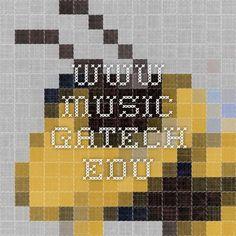 MS/PHD program in Music Technology @ Georgia Tech