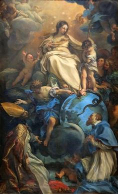 Carlo Maratta, The Immaculate Conception, 1671