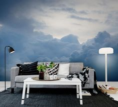 Wall mural R13681 Above The Clouds