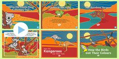 Aboriginal Dreamtime Stories - Dreamtime, Aboriginal and Torres Strait Islanders, Aboriginal Stories Aboriginal Flag, Aboriginal Dreamtime, Aboriginal People, Naidoc Week, Mindfulness Colouring, Rainbow Serpent, Flag Coloring Pages, Help Teaching, Teaching Resources