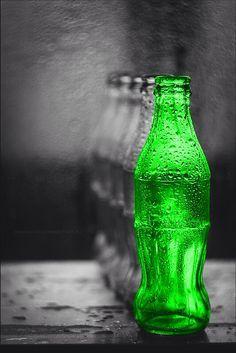 Spot Colour (Green)
