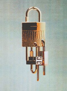 MATTHEW M. WILLIAMS' FIRST CAMPAIGN | GIVENCHY Paris First Ad, Matthew Williams, Love Lock, Family Affair, Parisian Style, Parisian Fashion, High Fashion, Creative Director, Metal Jewelry