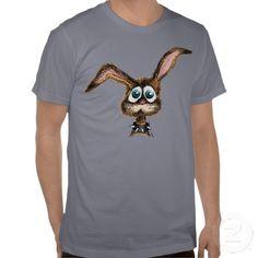 Spiked Collar Rabbit. Art by 'Trick! http://www.zazzle.ca/tricksplace