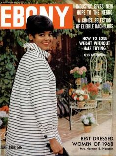 Ebony - Ebony - June 1968